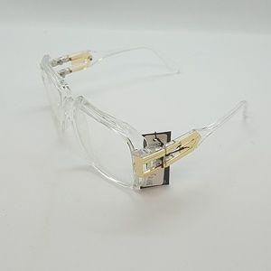 Kiss Accessories - Kiss ks1612b clear and gold glasses new